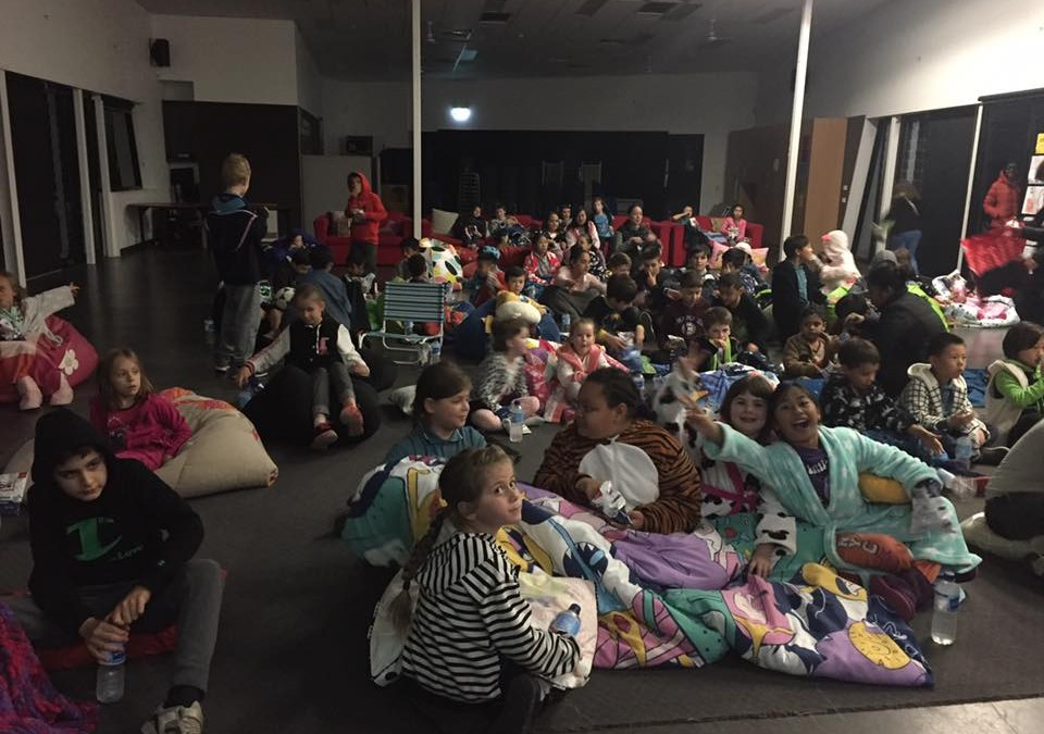 Whole School Movie Night – June 2017