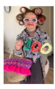 100 Days of Prep Celebrations!