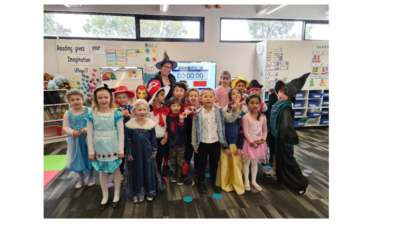 Book Week Celebrations